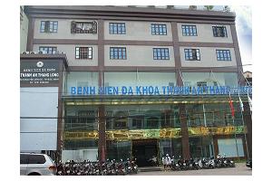 Bệnh viện Thành An Thăng Long