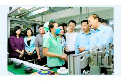 Công nghiệp, TTCN tăng trưởng vượt bậc