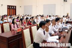 Kỳ họp thứ Tám, HĐND tỉnh khoá XVIII thông qua 10 Nghị quyết quan trọng