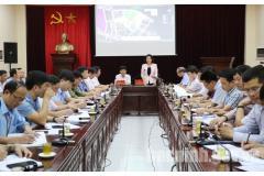 Chủ tịch UBND tỉnh kiểm tra tiến độ dự án KCN Yên Phong II-C và VSIP Bắc Ninh II