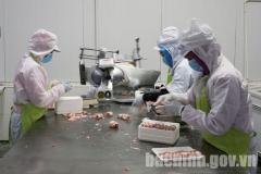 Sản xuất công nghiệp tháng 5 tăng trưởng hai con số so với tháng trước