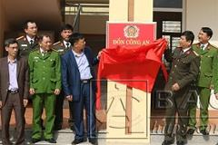 Thông tin về các Đồn Công an tại các Khu công nghiệp Bắc Ninh