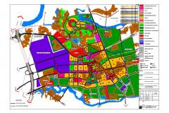 Approving the Zoning planning scheme for construction of Gia Binh II Industrial Zone