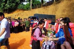 Công đoàn Công ty TNHH Dreamtech Việt Nam, tích cực làm công tác từ thiện