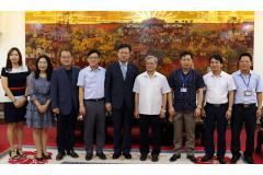 Lãnh đạo thành phố Gumi (Hàn Quốc) thăm Bắc Ninh