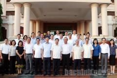 Phó Thủ tướng Thường trực Chính phủ Trương Hòa Bình thăm tỉnh Bắc Ninh