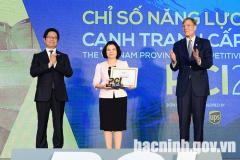 PCI 2019: Bắc Ninh nằm trong nhóm các tỉnh có chất lượng rất tốt