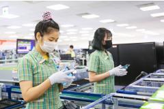 Sản xuất công nghiệp vượt qua đại dịch lấy lại đà tăng trưởng