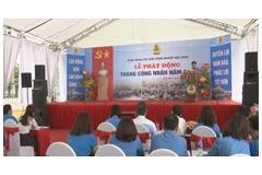 Công đoàn các KCN tỉnh Bắc Ninh phát động Tháng công nhân năm 2018