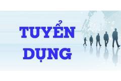 Công ty TNHH M-TECH VINA tuyển dụng