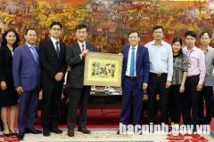 Phó Chủ tịch Thường trực UBND tỉnh tiếp Đoàn doanh nghiệp Nhật Bản