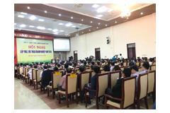 Hội nghị gặp mặt, đối thoại doanh nghiệp năm 2018