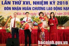 Đồng chí Nguyễn Thị Vân Hà tái đắc cử chức danh Chủ tịch LĐLĐ tỉnh khóa XVI