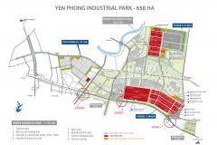 Yen Phong 1 Urban-Industrial Park