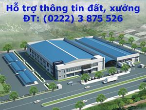 Hỗ trợ thông tin đất-xưởng