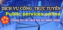 Dịch vụ công trực tuyến tỉnh Bắc Ninh